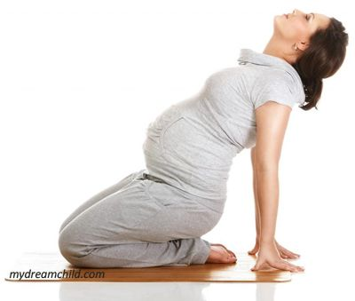 My Dream Child - Yoga-Pranayama-Exercises During Pregnancy